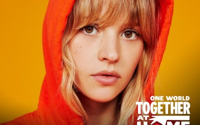 Angele en live pour One World : #TogetherAtHome ! 18 Avril 20