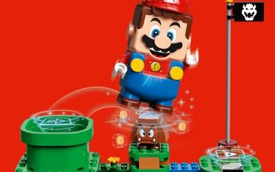 Joyeusement régressif : LEGO Super Mario !