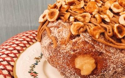 Recette : Le beignet aux pommes de la Brasserie Rosie