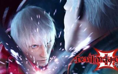 Devil May Cry 3 Special Edition sur Nintendo Switch