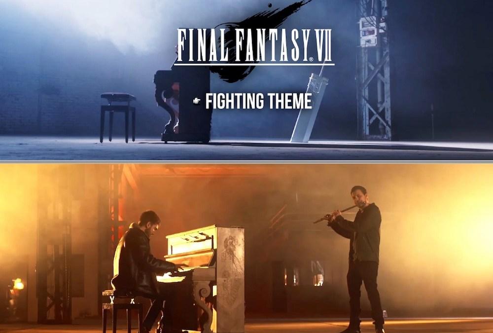 OWARU – Fighting Theme / Those who fight – FINAL FANTASY VII