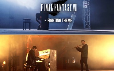 OWARU – Fighting Theme / Those who fight – FINAL FANTASY VII