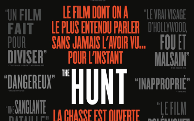 The Hunt, un film réalisé par Craig Zobel, avec Betty Gilpin, Hilary Swank, Emma Roberts