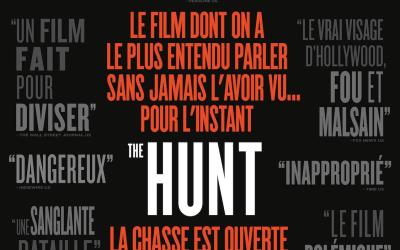 The Hunt, un film réalisé par Craig Zobel, avec Betty Gilpin, Hilary Swank, Emma Roberts