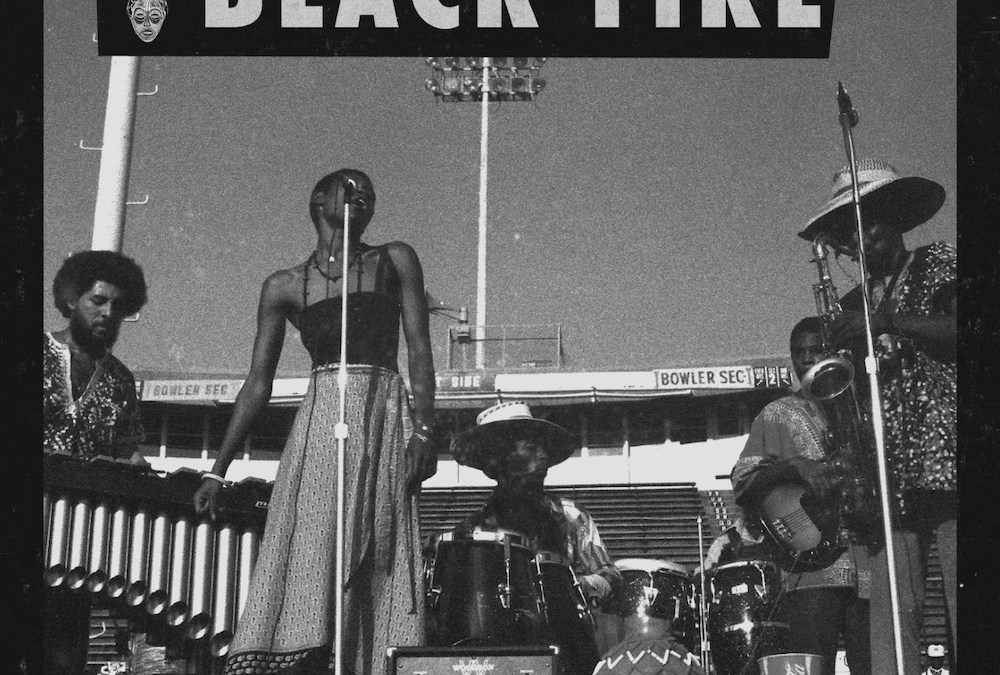 BLACK FIRE (Various Artists) 'Soul Love Now : The Black Fire Records Story, 1975​-​1993'