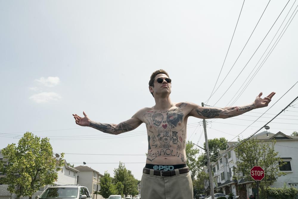 The King of Staten Island réalisé par Judd Apatow avec Pete Davidson, Marisa Tomei