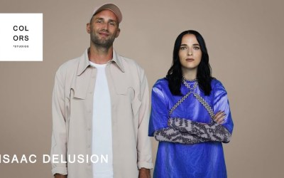 Isaac Delusion feat. Silly Boy Blue – Make It | A COLORS SHOW