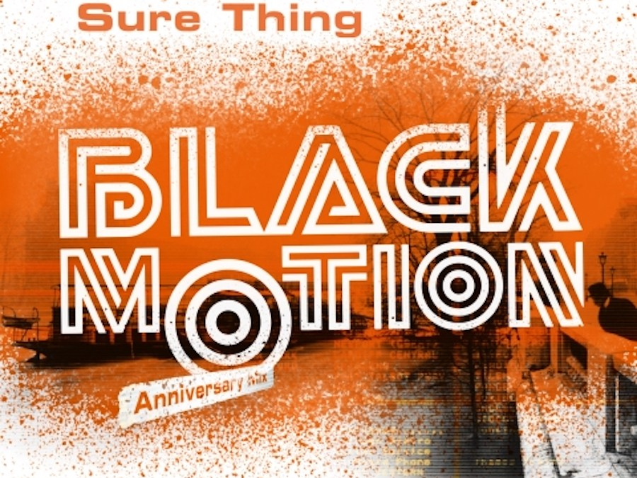 St Germain – 'SURE THING' (BLACK MOTION ANNIVERSARY MIX)