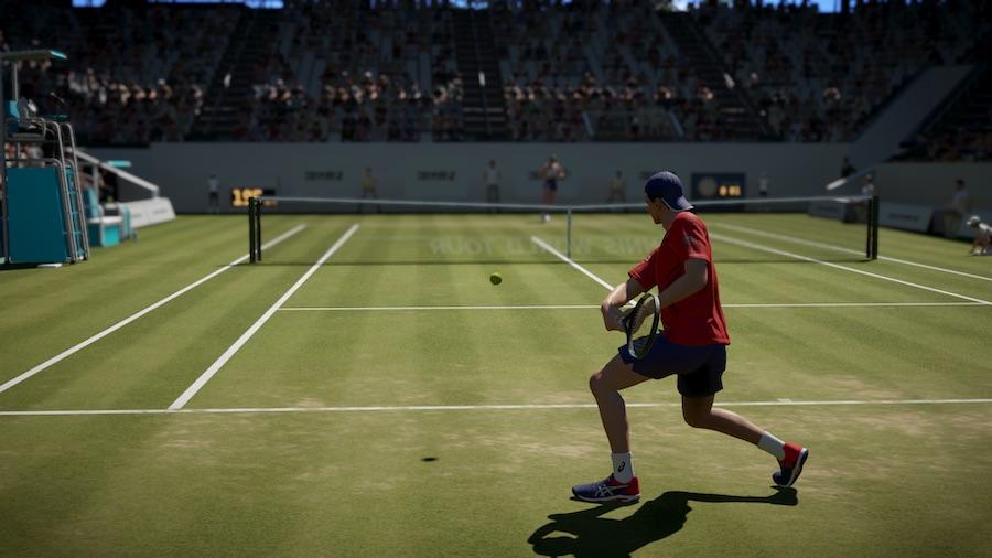 Tennis World Tour 2 sur Nintendo Switch
