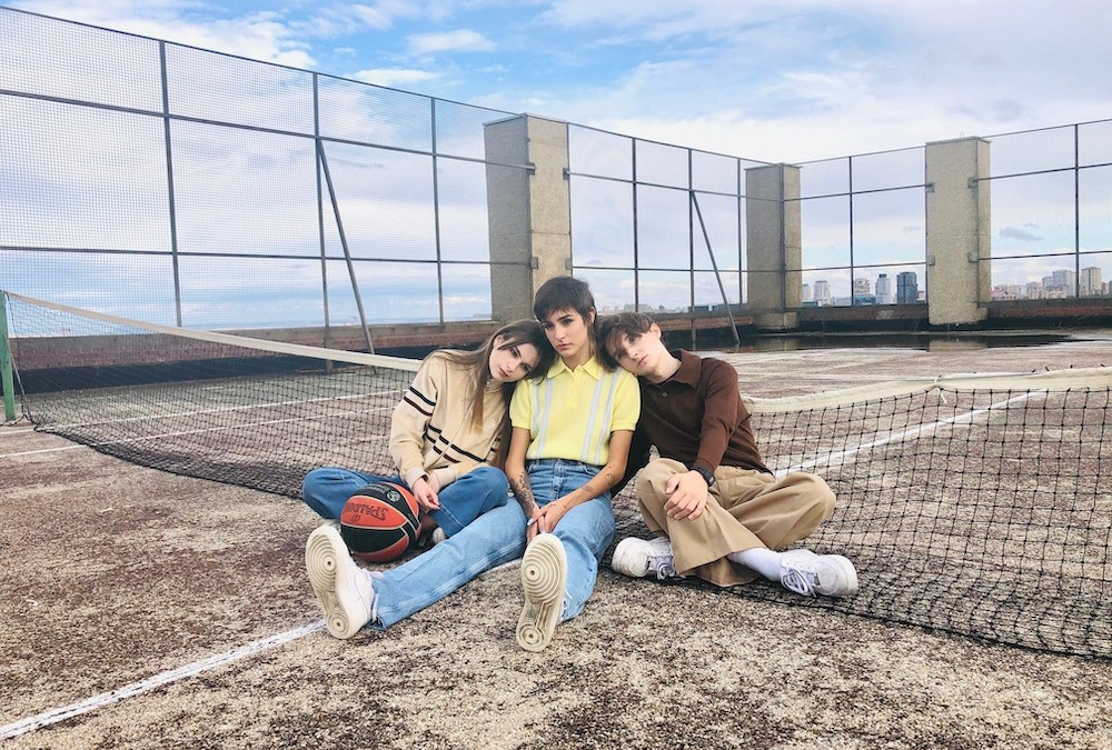 ENFANCE 80 – VIDEOCLUB & Natalia Lacunza