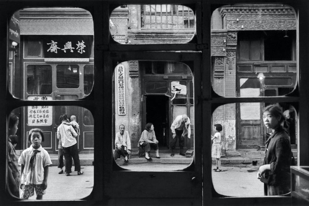 Expo Marc Riboud. Histoires possibles (Musée national des arts asiatiques – Guimet)