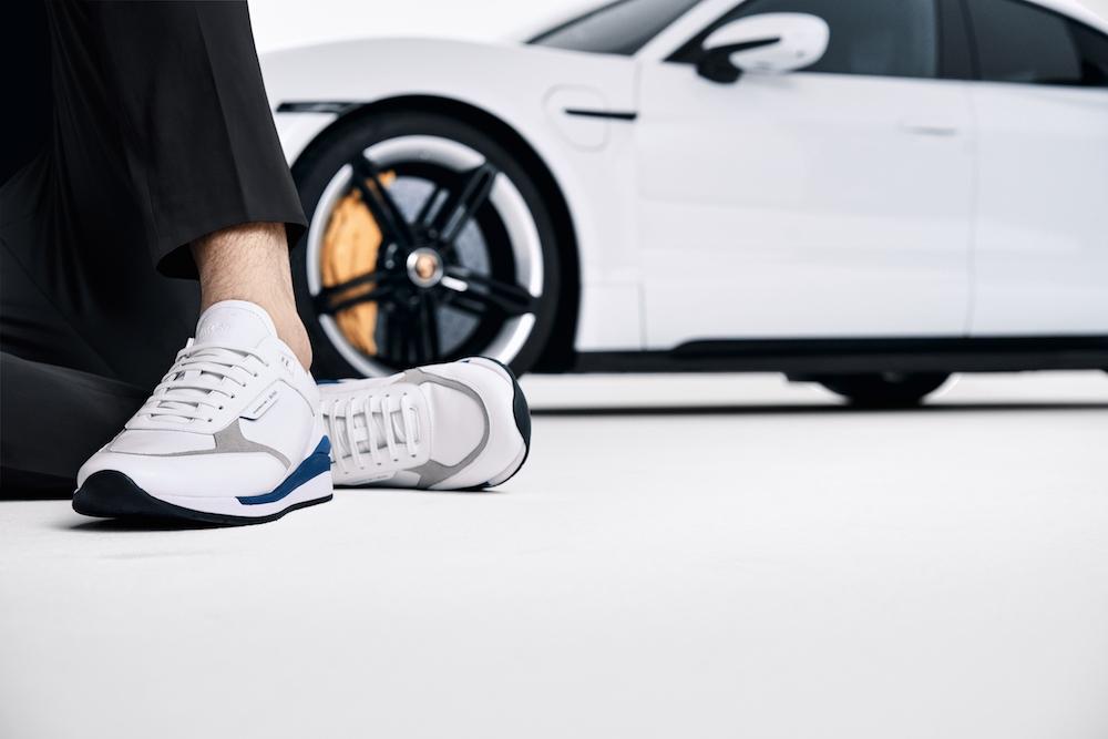 Collection Porsche x BOSS Printemps-Eté 2021
