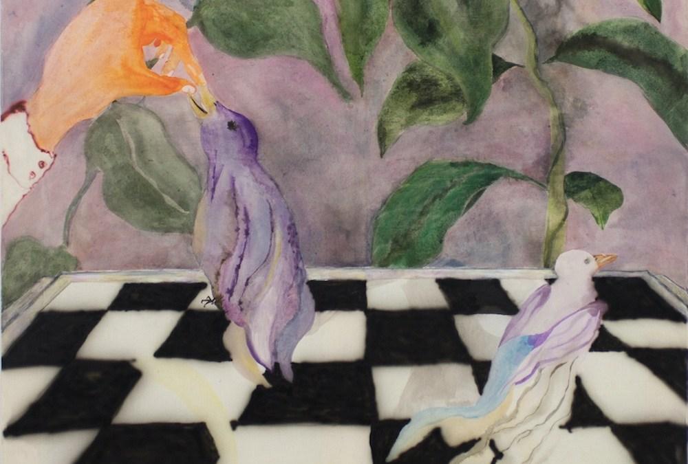 Exposition : At the pawn shop de Paula Kamps – Sans titre (2016)