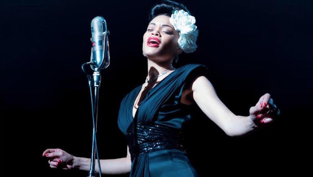 Billie Holiday, Une Affaire d'Etat, réalisé par Lee Daniels avec Andra Day