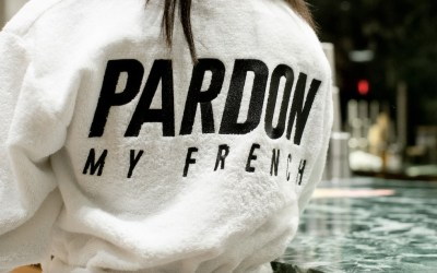 PARDON MY FRENCH dévoile un drop « cosy » pour Chiller à la maison
