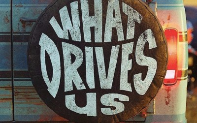 WHAT DRIVES US par Dave Grohl, le 30 avril sur Amazon Prime Video.