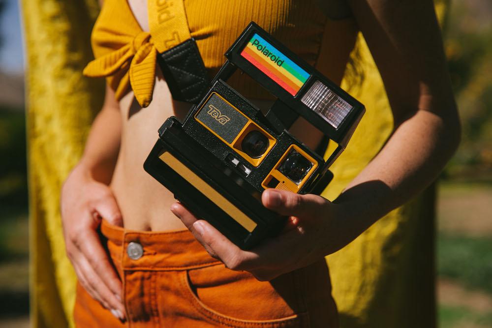 Collection capsule Teva & Polaroid