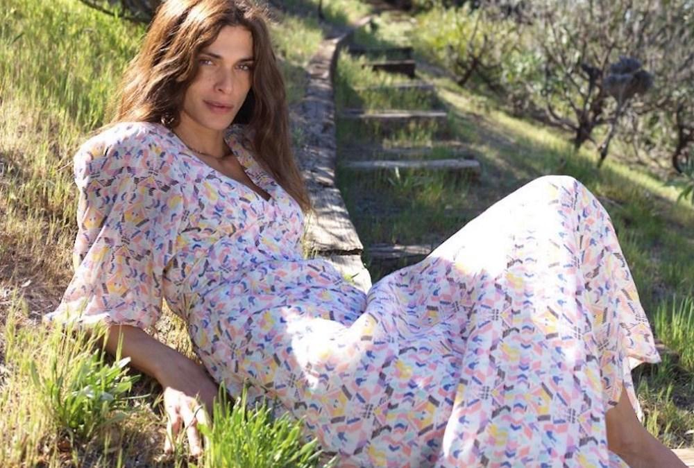 Elisa Sednaoui s'associe à ANTIK BATIK pour une collection capsule