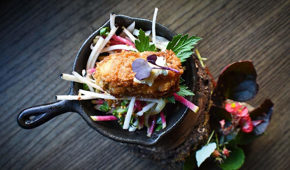 La gastronomie du Sud des États-Unis à l'honneur : Restaurant Catch (Wilmington)
