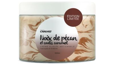 Collection éphémère de glaces artisanales par Pierre Chauvet