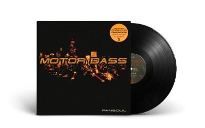 Motorbass – Flying Fingers (Extrait de Pansoul) Réédition remasterisée limitée (2x Vinyle + Digital) – ED BANGER
