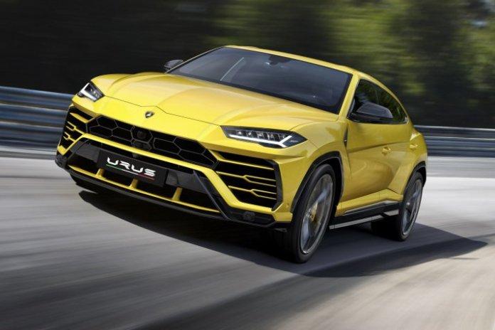 Lamborghini predstavuje svojho nového býka Urus 1