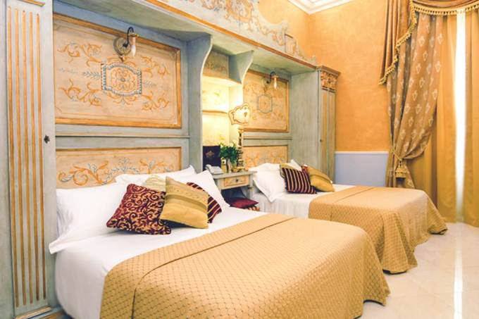 Hotel Romanico Palace Rome City Hotels Jet2holidays