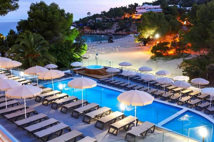 Sandos El Greco Beach Hotel Portinatx Hotels Jet2holidays
