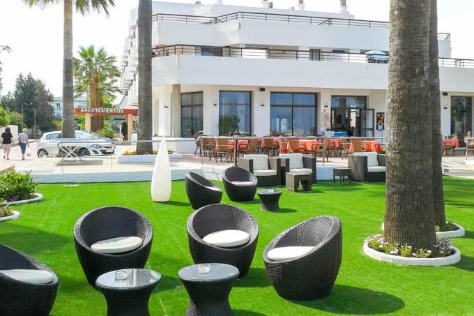 Ses Savines Apartments San Antonio Bay Hotels Jet2holidays