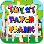 Get the Toilet Paper Prank iPhone & iPad app game today!