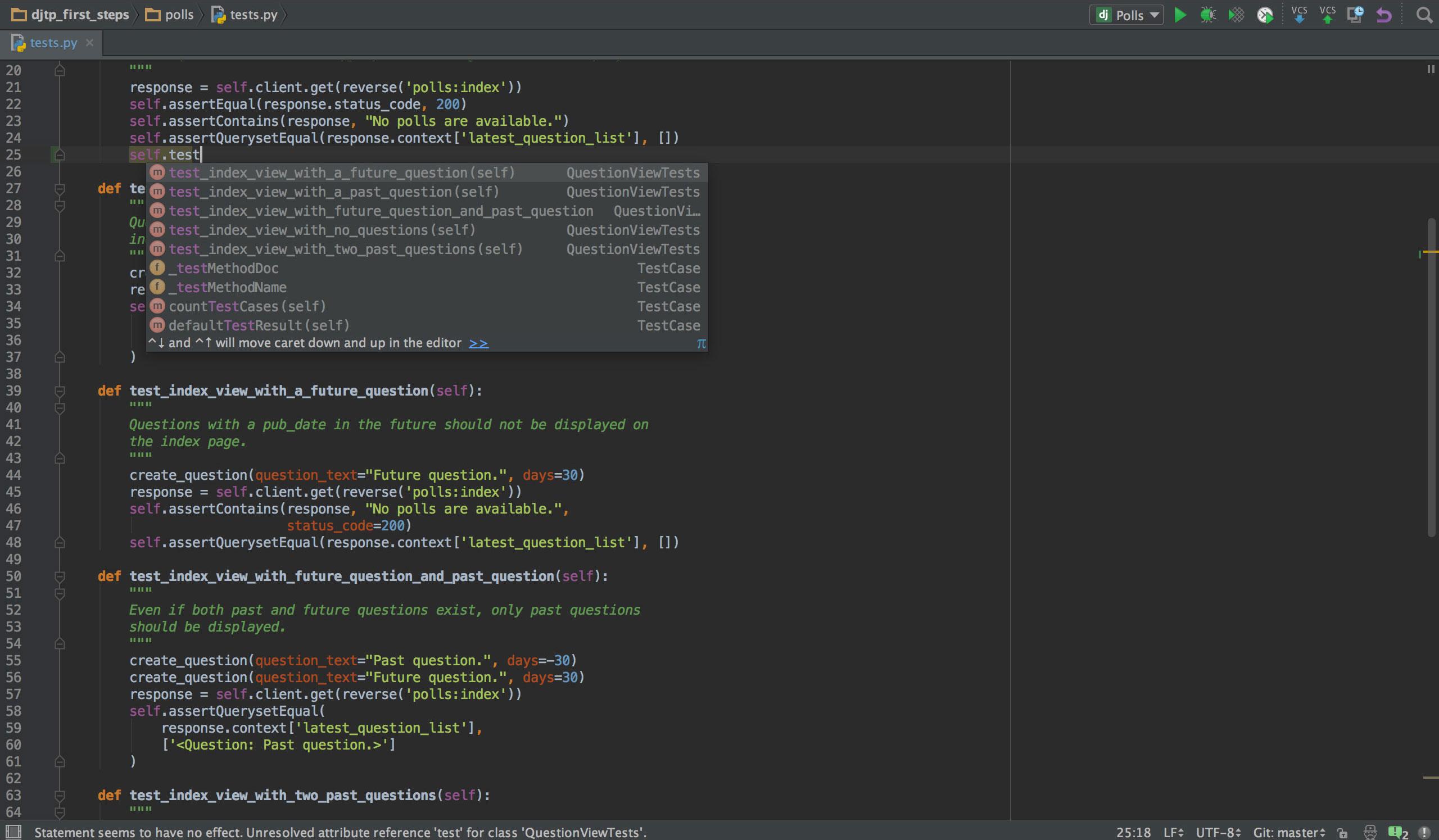 PyCharm for Mac 2017.3.4 破解版 - Python语言开发的软件
