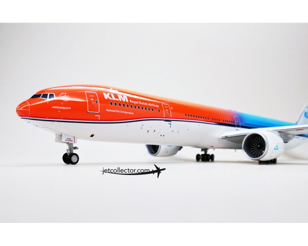 KLM 'Orange Pride' B777-300ER PH-BVA: JetCollector.com