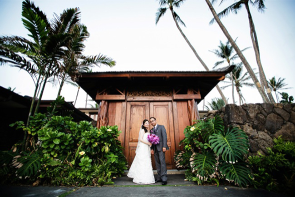 Oahu Reception Wedding Locations