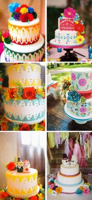 Mexican Wedding Cake Ideas   The Destination Wedding Blog   Jet Fete     mexican wedding cake