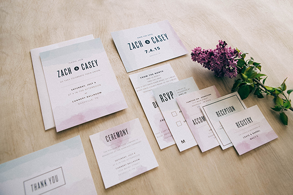 Destination Wedding Invitations By Basic Invite The