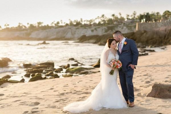 mariage à destination à los cabos