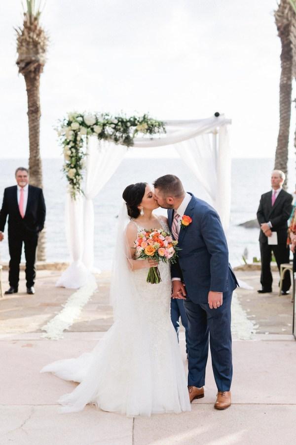 cérémonie de mariage esperanza resort cabo