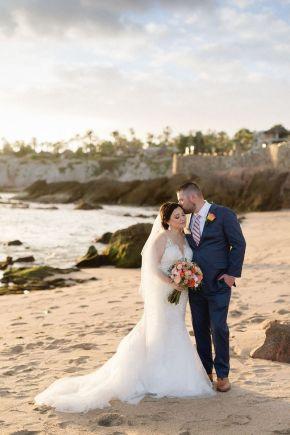 Los cabos beach mariage couple shoot