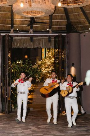 Esperanza resort mariage bande mariachi