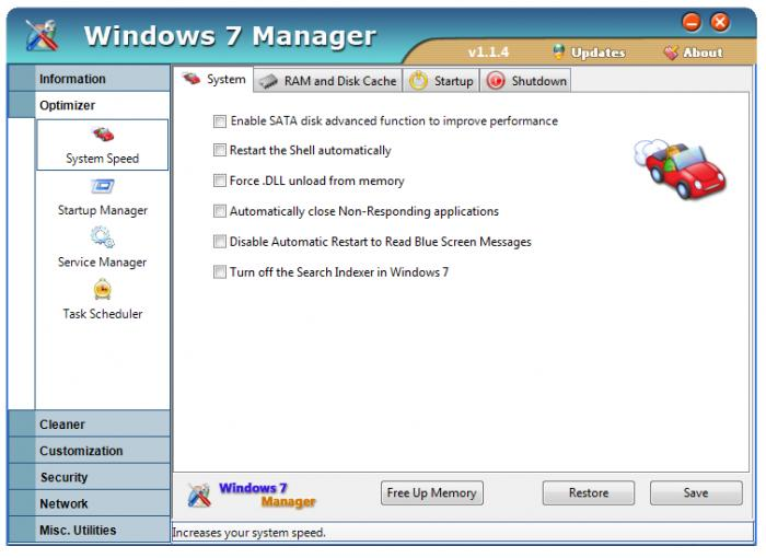 942 windows 7 manager Windows 7 Manager Programını Tek Link Full İndir