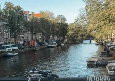 HOW TO SPEND AN AWESOME LAYOVER IN AMSTERDAM