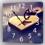 Unique Appliances - a JetMaster Photo Wrap Clock