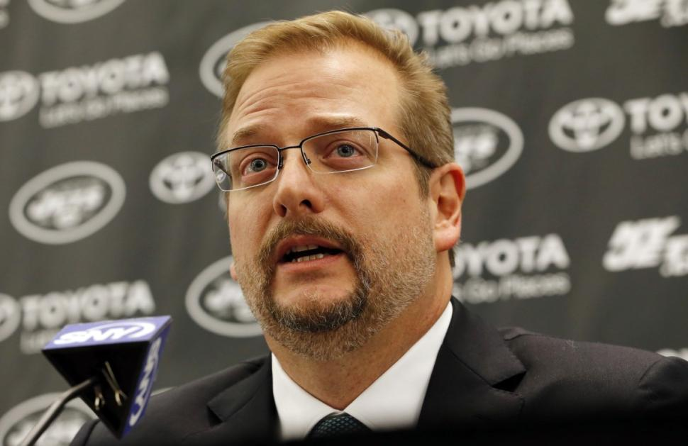 Did Jets' Maccagnan Pull an Idzik in Draft?