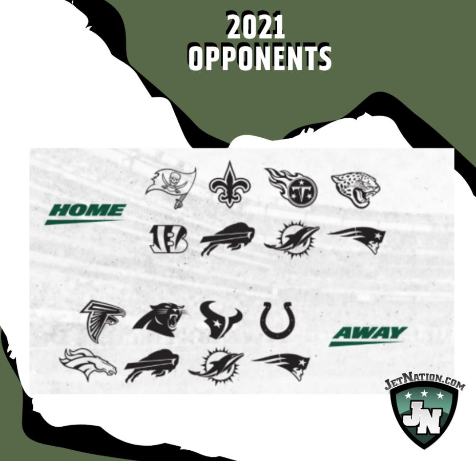 Falcons in week 5 information about what time is the nfl london game? Jets 2021 Opponents Set - JetNation.com (NY Jets Blog & Forum)