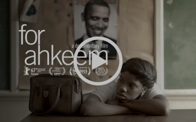 "Proud to have contributed to the supervision and clearance for the film ""For Ahkeem"""