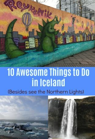 10 Awesome Things to do in Iceland