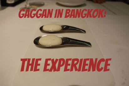 Gaggan the Experience