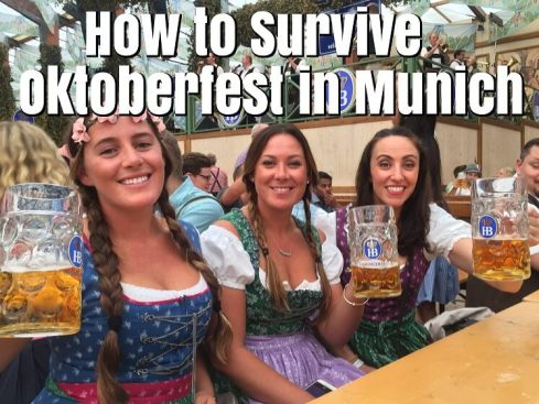 How to Survive Oktoberfest