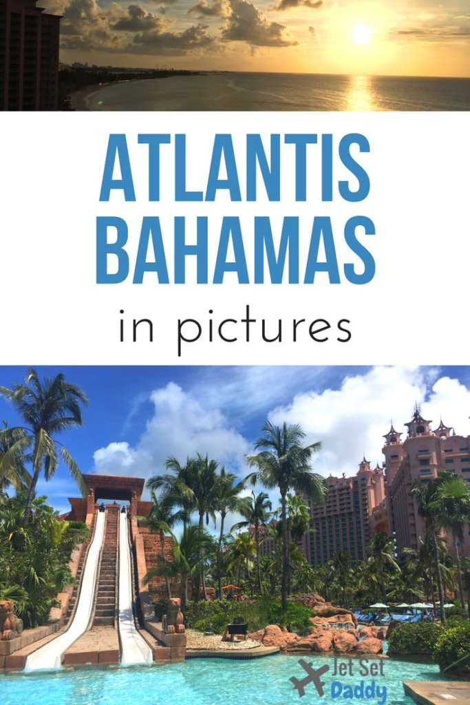 Atlantis Hotel Bahamas - in 2017 our family stayed in the Cove at the Atlantis Hotel Bahamas. Here are our fun family vacation pictures all taken at the Atlantis Hotel Bahamas during that visit.