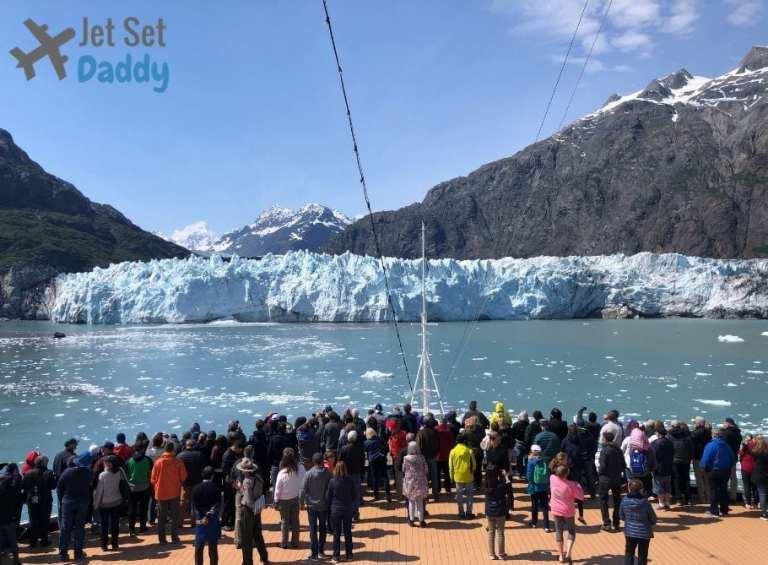 glacier bay alaska cruise ships